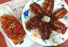나만의 배 레시피 이색 별미 과일김치/배소박이,배김치