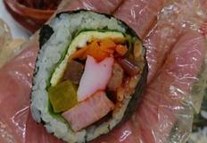 누구나 좋아하는 김밥 낙지젓갈로 맛있께 만드는 김밥 황금레시피