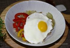 반찬없을때 최고 채소비빔밥