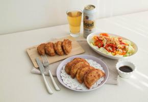 [무드앤쿡 #13] <요리, 세계와 만나다 - 스페인> 스페인식 만두 '엠파나다'