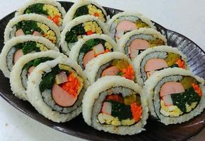 쉽게만드는 김밥