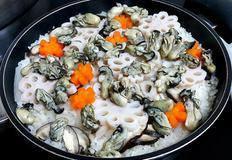[겨울보양식] 뿌리채소 영양굴밥 한그릇으로 충분해요