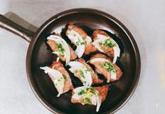 한우 소고기초밥 만들기 ,, 혼밥 혼술에 최고 요리 ,, 불 맛까지 확실히~!