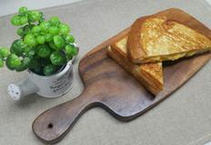 미국에서 간단히 만들어 먹는  그릴드 치즈 샌드위치~*