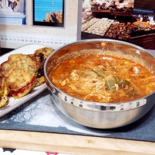 #닭가슴살을 이용한 닭개장만들기 #추운날씨에 딱인 얼큰한 닭개장!! 닭무침이나 닭곰탕으로도 변신가능!!!