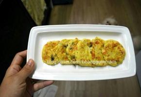 참치캔요리:영양만점 두부참치전