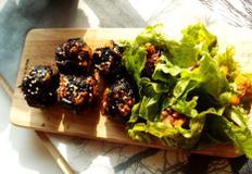 #오돌뼈주먹밥 만들기 #매콤한 오돌뼈에 고소한 참기름밥을 뭉쳐 뭉쳐서 만드는 오돌뼈주먹밥!!!