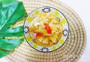 백종원 계란국 끓이는법 간단한 아침국 레시피