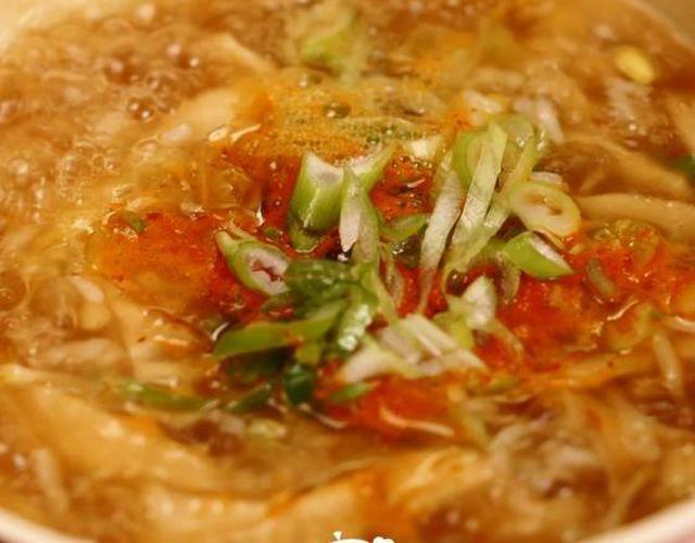 김치콩나물국밥