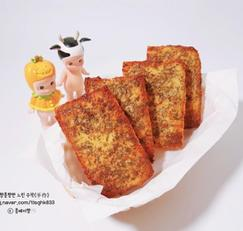 마늘빵: 에어 프라이어, 초간단 간식