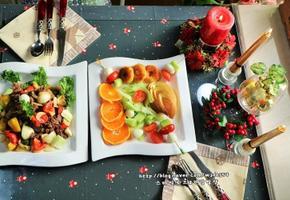 성탄절과 연말 손님초대요리로 찹스테이크