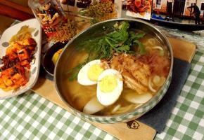 #집에서 즐기는 사누끼우동만들기 #유부도 올려 주고 쑥갓도 올려 주고 달걀도 올려준 사누끼우동 한그릇!!