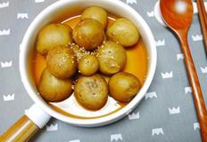 포슬포슬 맛있는 감자반찬♪ 알감자조림