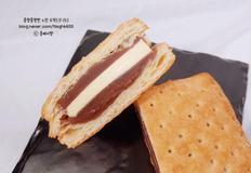 앙버터 만들기, 페스츄리 앙버터 : 초간단 간식