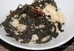 별미영양밥 곤드레나물밥