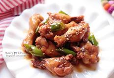 닭봉조림, 닭 간장조림 만드는 법!