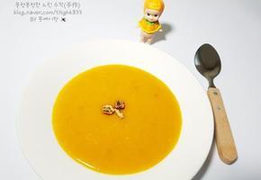 단호박죽 :집밥 백선생, 초간단 죽