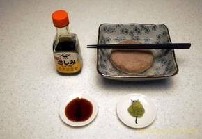 소바가키 ( そばがき : 蕎?搔き ) 만들기