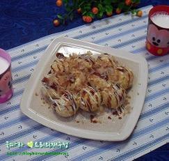 홈메이드 타코야끼, 문어빵/일본 전통빵