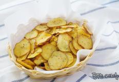 오븐 고구마칩 만드는 법, 고구마요리