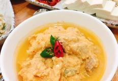 [스텔라홈쿡]콩단백,고소한 콩비지찌개 - 백종원 김치콩비지찌개 만드는법