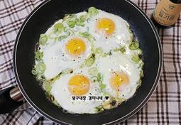 백종원 들기름 계란후라이로 점심 해결 ~