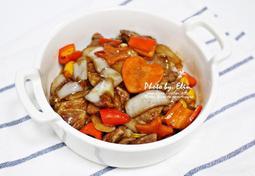 돼지목살 요리 찹스테이크 간단하게 만들기