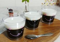 보드라운 깔루아 우유 푸딩(커피푸딩, 노오븐 디저트)