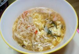 집에서 게살스프를? 중국식 달걀탕(계란탕) 만들기!