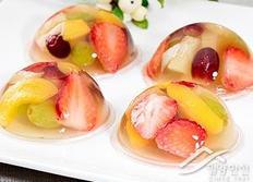 과일곤약젤리
