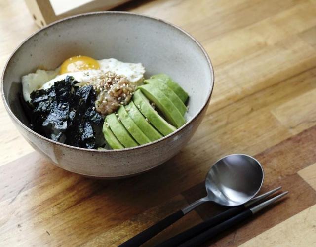 아보카도명란덮밥