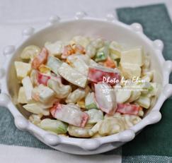 마카로니 샐러드 만드는법 간단하게 만들어 먹어요 ~