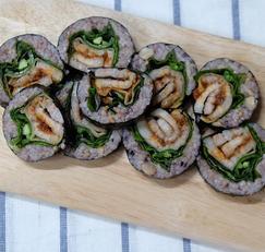 강식당 삼겹살김밥 만들기. 인기메뉴