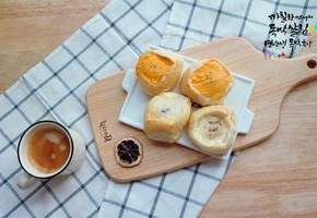 초간단 계란빵만들기 노오븐 계란빵