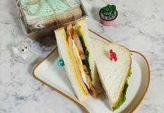 달걀프라이만 하면 끝, 간단한 샌드위치(아이들간식,브런치)