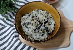 곤드레밥 만들기. 건곤드레 부드럽게 만드는법.