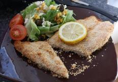 생선까스 만들기~ 오븐으로 굽는 생선까스 레시피!