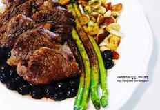 소고기 스테이크 소스 고소새콤짭쪼롬 고급진맛~!소고기 타리아타 샐러드 만들기/인기 저녁 메뉴