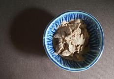 초콜릿 젤라또, 아이스크림(기계없이)