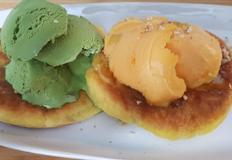 윤식당 호떡 아이스크림 따라하기