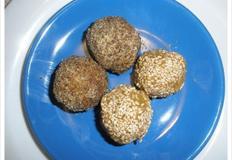 고구마경단:고소하고 달콤한 자연식 겨울간식