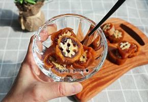 호두곶감꽃말이 만드는 법, 봄방학 아이 간식으로 영양만점!