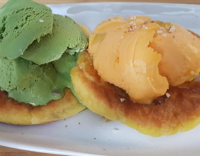 호떡아이스크림