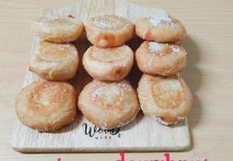 """도넛 속에 딸기잼이~! """"딸기잼 도넛"""" 만들기"""