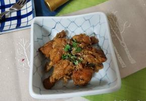 쫄깃한 간식, 닭봉조림