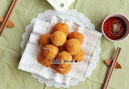 새우감자크로켓 만드는 법, 바삭바삭 맛있는 고로케만들기