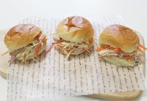 추억의 멕시칸 사라다 빵 만들기- 원래 고전이 더 맛있는 법!