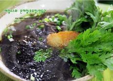메밀소스와 온메밀(온모밀)만들기