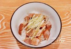 차슈덮밥 만들기 한그릇요리 돼지고기 앞다리살로 만든 일본식 차슈 덮밥 만드는 방법