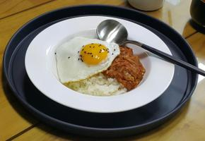 간단 참치덮밥~*